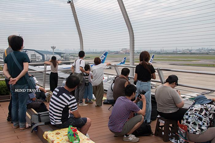 大阪国際空港 展望デッキ