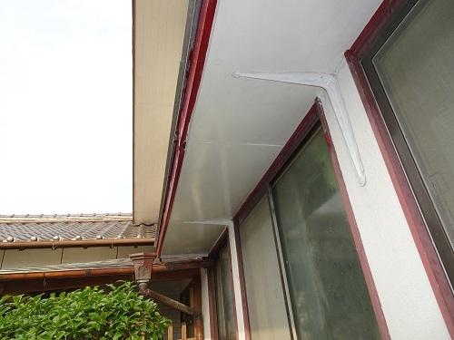 14庇の修理20190601