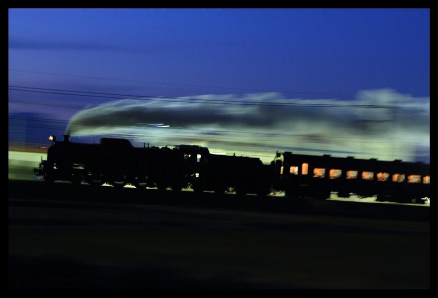 夜汽車181118