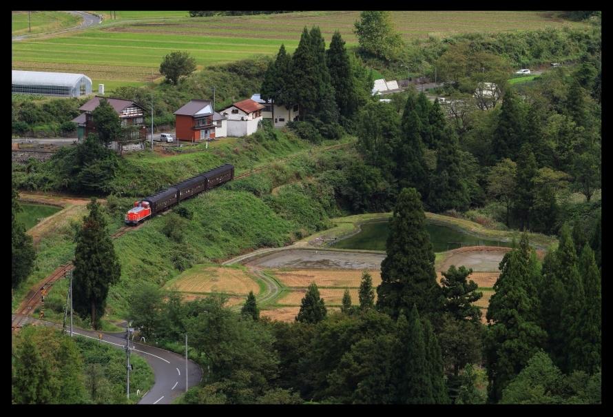 飯山線90周年記念号4