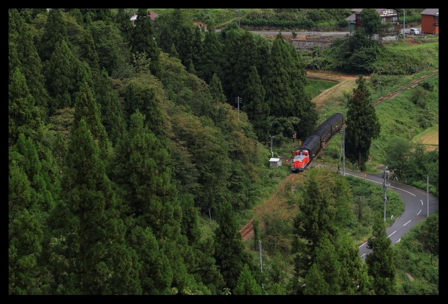 飯山線90周年記念号6