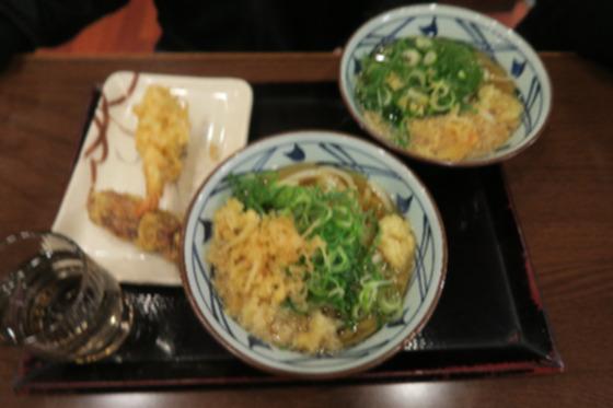 丸亀製麺夜なき5