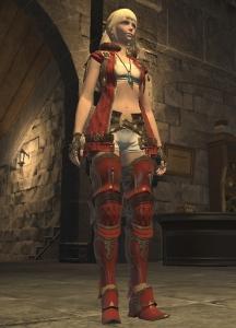 リセの新衣装