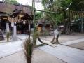 藤森神社茅の輪