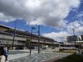京都駅東側