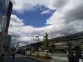 京都駅西側