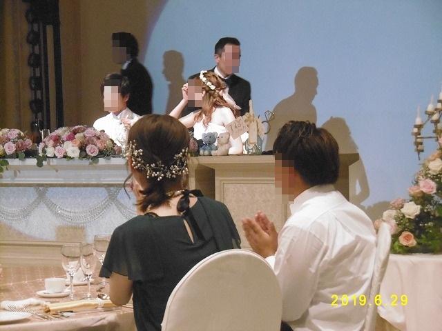20190629 姪の結婚式-17