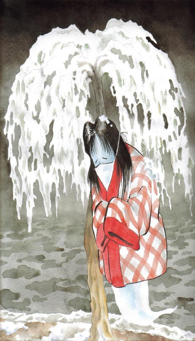冬場の幽霊(f633)