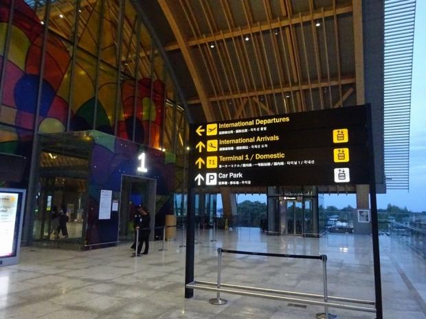 マクタン空港 (2)