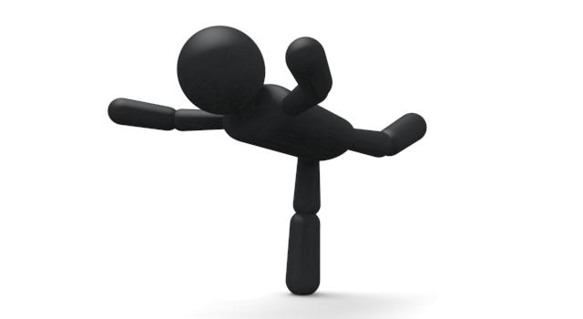股関節バランス練習