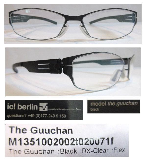 ic berlin the guuchan black