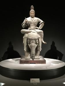 帝釈天騎象像2