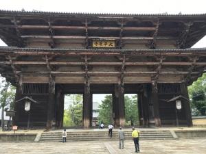東大寺近辺
