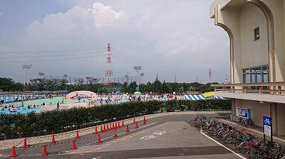 夏見プール2019