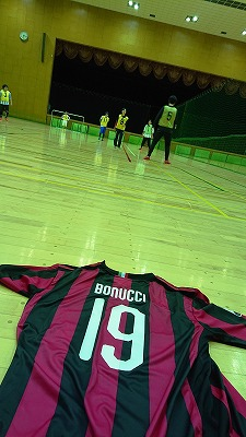 ボヌッチデビュー2019