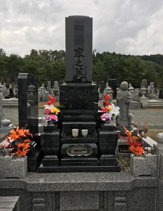 20181020墓参