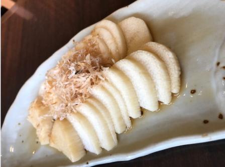 20190501長芋の漬物