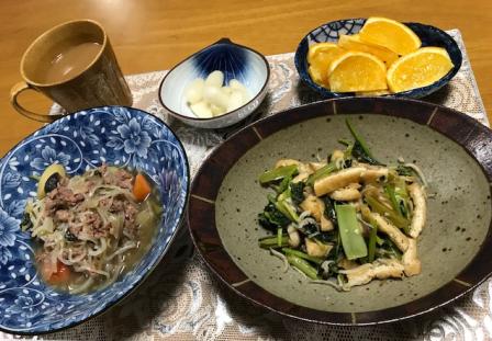 201906夕飯1