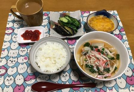 201906夕飯2