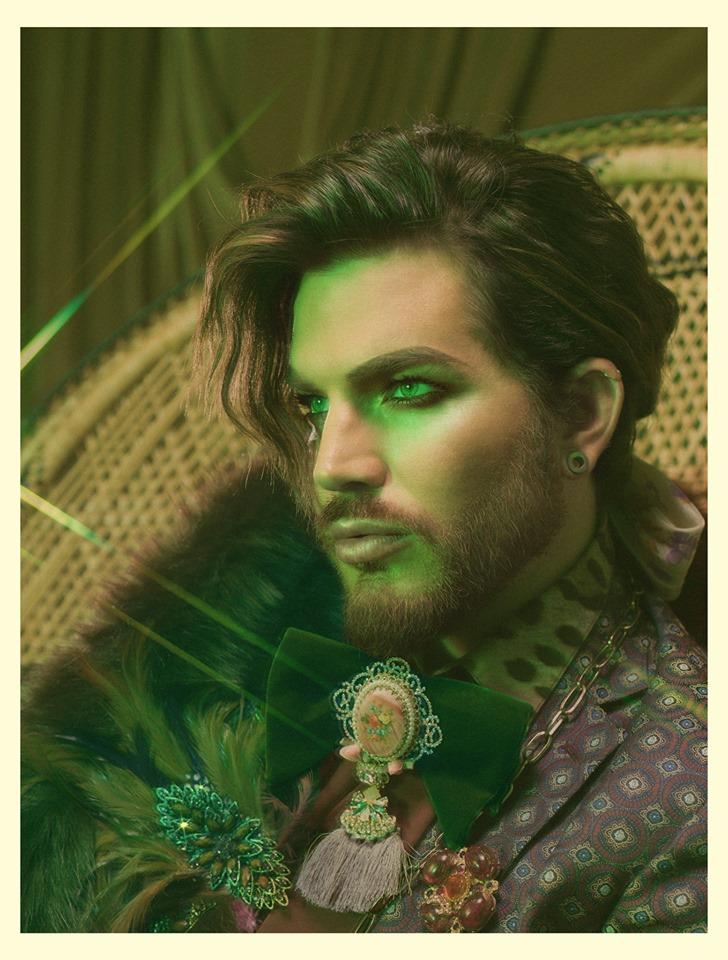 Adam Lambert 2019 Pic By Franz Szony