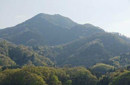 20190420-30 梁川より倉岳山