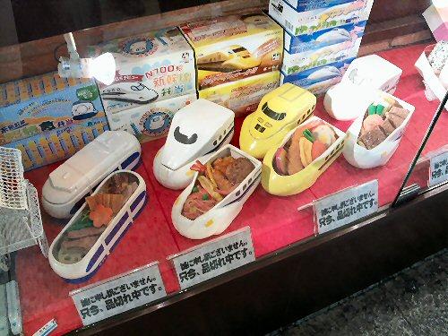 01a 500 shinkansen lunchbox