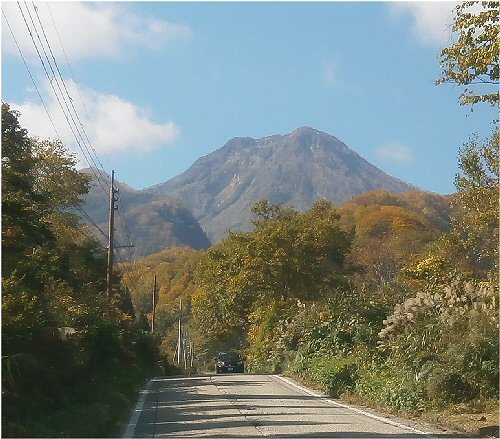 04a 500 20181022 Mt Myoko OnWayTo関