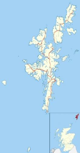 04b 350 シェットランド島