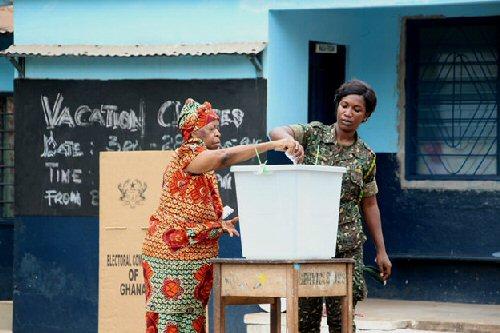 01b 500 Election in Ghana