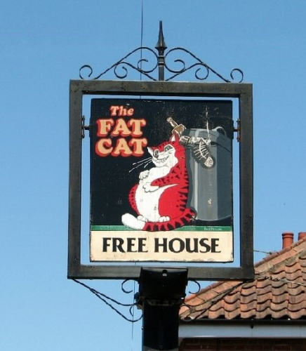 03a 500 fat cat free house