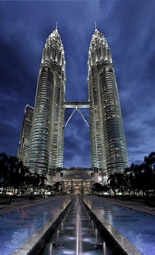 01d 350 twin tower