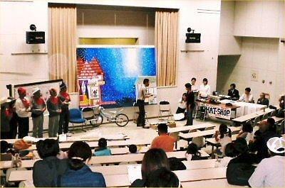 01c 400 M-PEC Festival with 堀川政紀