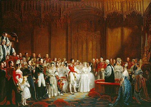 03b 500 Marriage Queen Victoria
