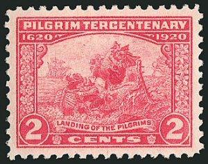 02d 300 stamp pilgrim tercentenary