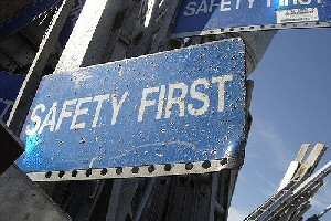 09a 300 safety first