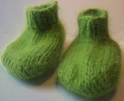 09a 500 frog booties