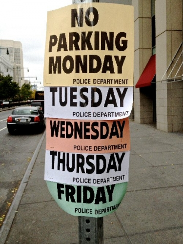 03d 500 no parking