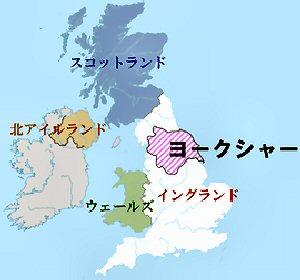 03f 300 map UK yorshir