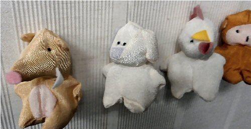 01f 500 干支doll in LL