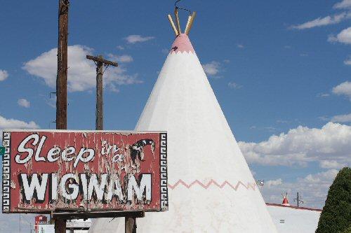 09a 500 wigwam motel
