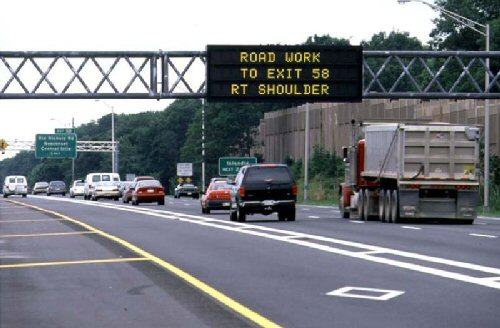 03d 500 traffic changeable sign
