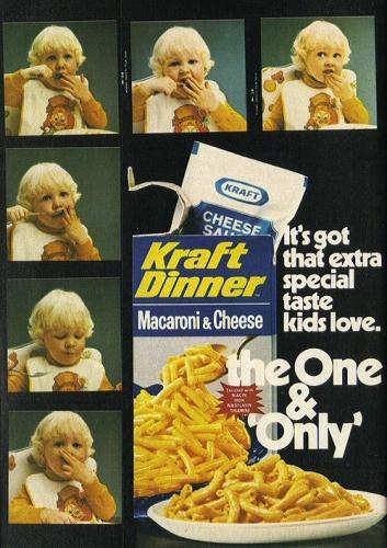 02a 500 vintage ad Kraft Dinner