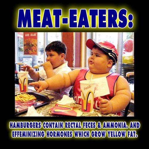 02b 500 Meat-eaters