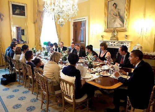 03b 500 white house passover seder