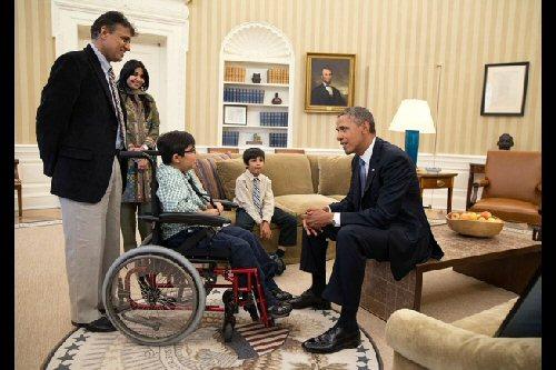 04c 500 Obama make a wish