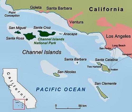 09c 500 santa rosa island map