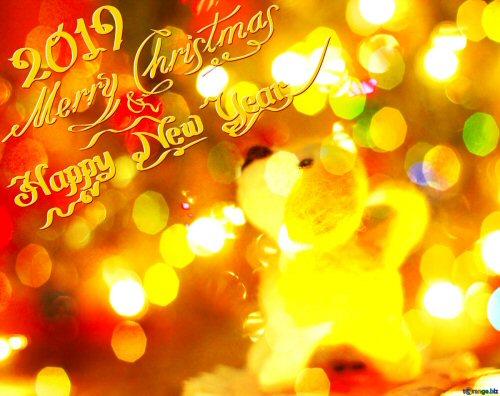 09a 500 Merry Xmas Happy New Year 2019