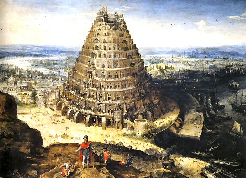 02a 500 Tower of Babel