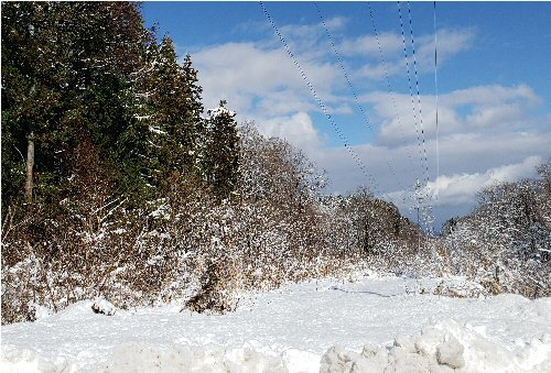 01b 500 20181213 妙高高原町雪景色