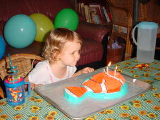 04c 300 20040918 02 Megan cake